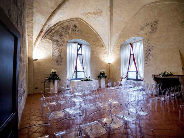 Il matrimonio di Roberto e Federica a Cassano d'Adda, Milano 10