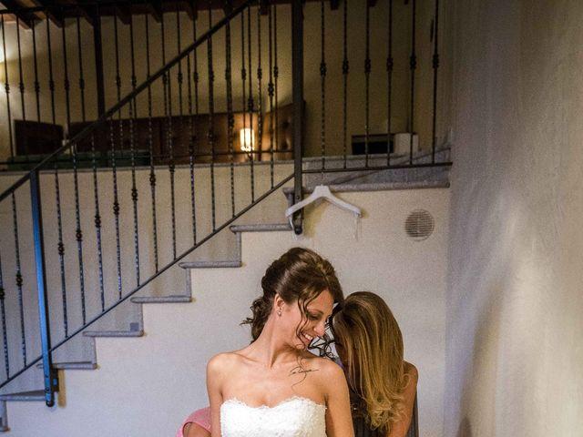 Il matrimonio di Roberto e Federica a Cassano d'Adda, Milano 11