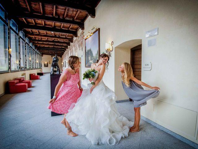 Il matrimonio di Roberto e Federica a Cassano d'Adda, Milano 20