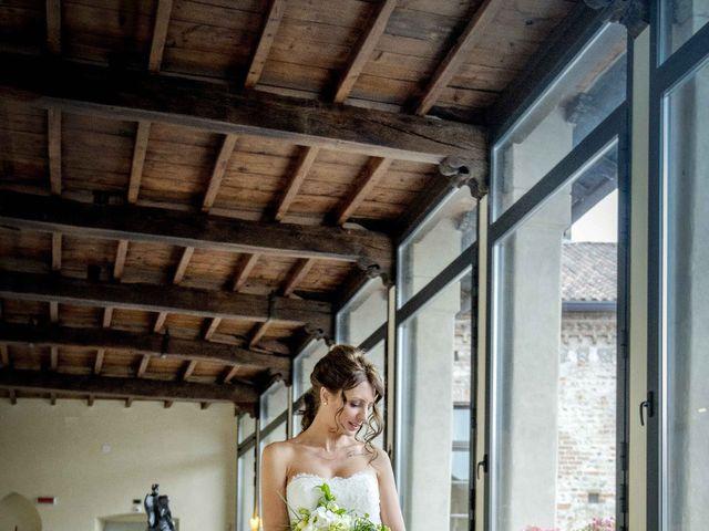Il matrimonio di Roberto e Federica a Cassano d'Adda, Milano 21