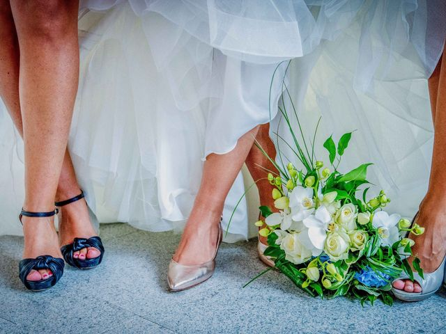 Il matrimonio di Roberto e Federica a Cassano d'Adda, Milano 23