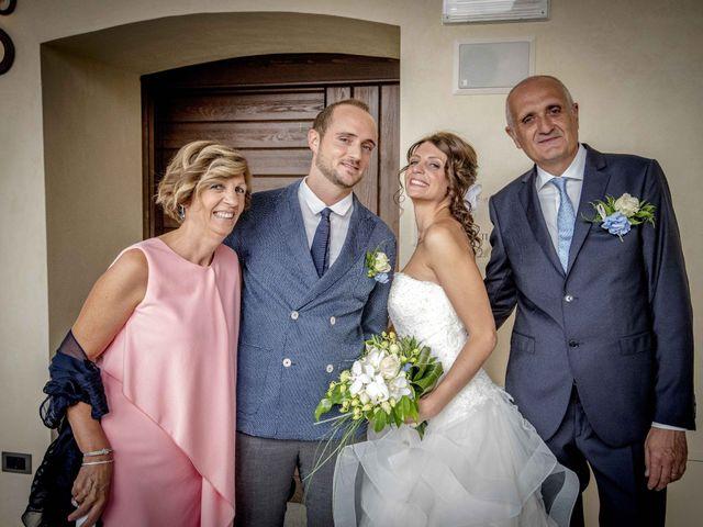 Il matrimonio di Roberto e Federica a Cassano d'Adda, Milano 25