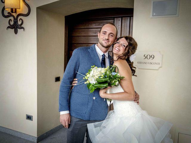 Il matrimonio di Roberto e Federica a Cassano d'Adda, Milano 26
