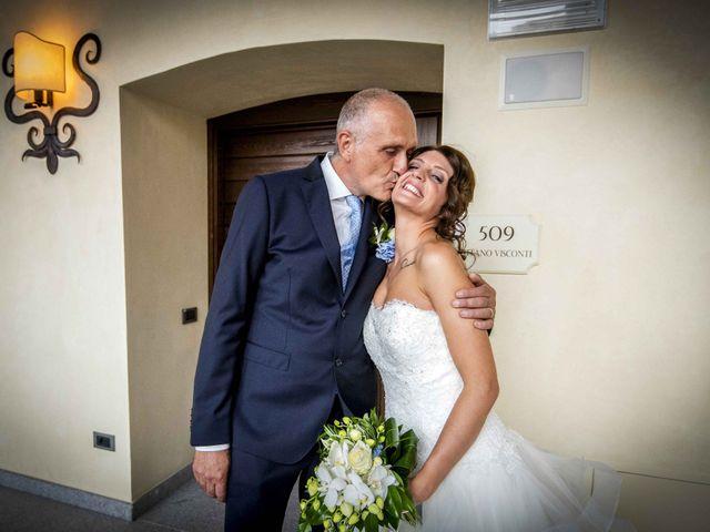 Il matrimonio di Roberto e Federica a Cassano d'Adda, Milano 27