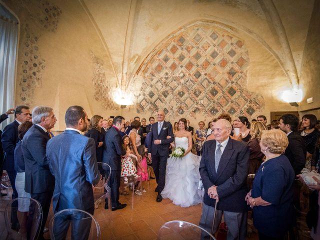 Il matrimonio di Roberto e Federica a Cassano d'Adda, Milano 33