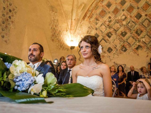 Il matrimonio di Roberto e Federica a Cassano d'Adda, Milano 34