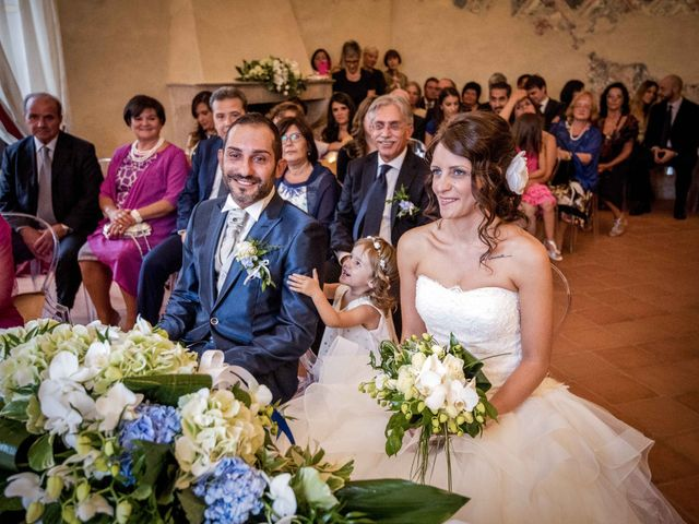 Il matrimonio di Roberto e Federica a Cassano d'Adda, Milano 35