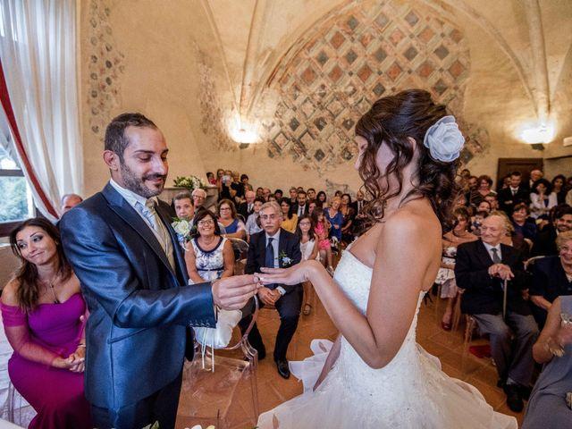 Il matrimonio di Roberto e Federica a Cassano d'Adda, Milano 37