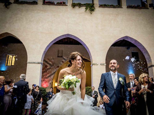 Il matrimonio di Roberto e Federica a Cassano d'Adda, Milano 42