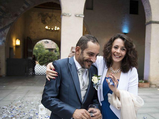 Il matrimonio di Roberto e Federica a Cassano d'Adda, Milano 45
