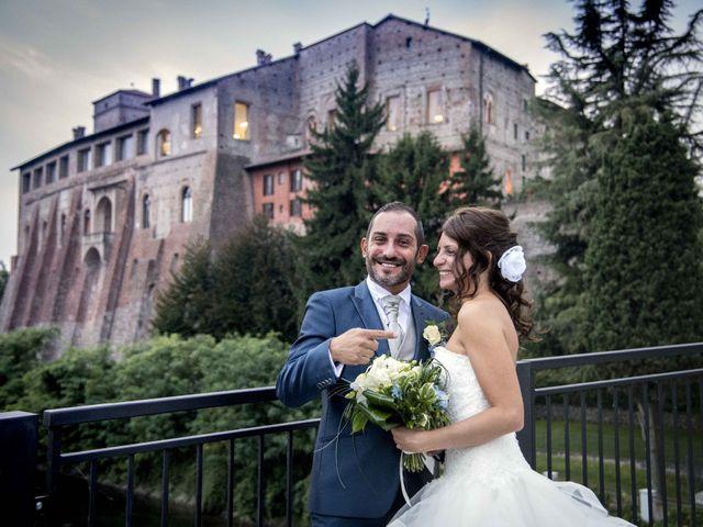 Il matrimonio di Roberto e Federica a Cassano d'Adda, Milano 48