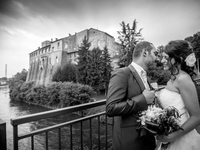 Il matrimonio di Roberto e Federica a Cassano d'Adda, Milano 49