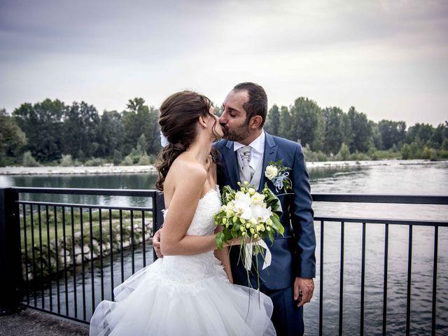 Il matrimonio di Roberto e Federica a Cassano d'Adda, Milano 50