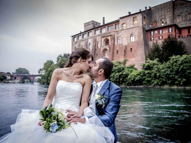 Il matrimonio di Roberto e Federica a Cassano d'Adda, Milano 56