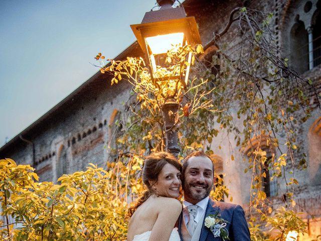 Il matrimonio di Roberto e Federica a Cassano d'Adda, Milano 57