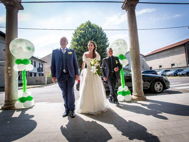 Il matrimonio di Andrea e Anna a Turate, Como 10