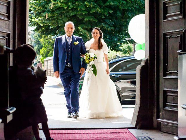 Il matrimonio di Andrea e Anna a Turate, Como 11