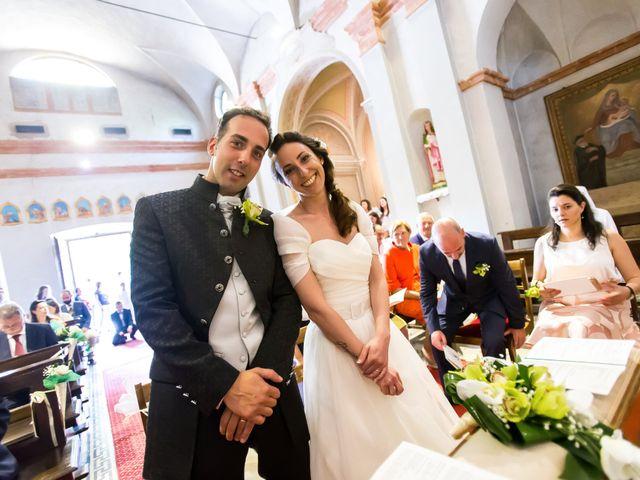 Il matrimonio di Andrea e Anna a Turate, Como 13
