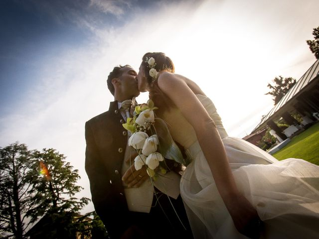 Il matrimonio di Andrea e Anna a Turate, Como 20
