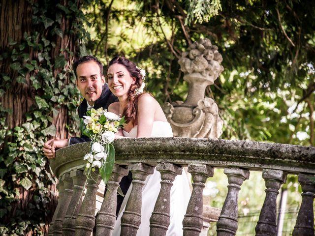 Il matrimonio di Andrea e Anna a Turate, Como 21