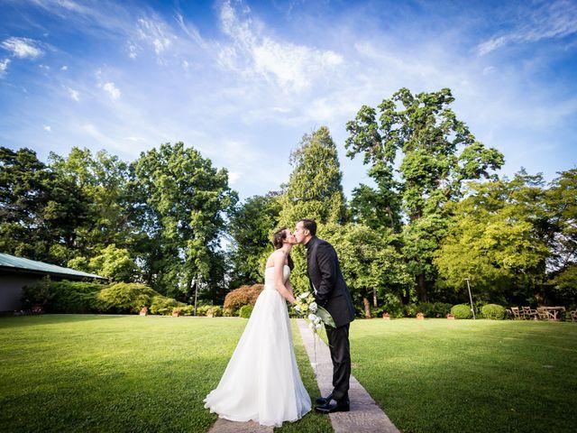 Il matrimonio di Andrea e Anna a Turate, Como 22