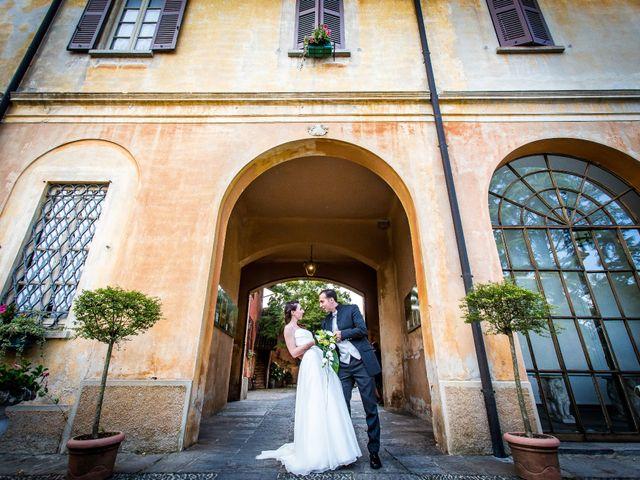Il matrimonio di Andrea e Anna a Turate, Como 23