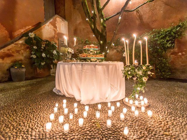 Il matrimonio di Andrea e Anna a Turate, Como 26