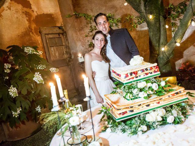 Il matrimonio di Andrea e Anna a Turate, Como 27