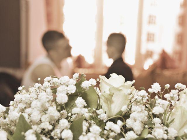 Il matrimonio di Luca e Michela a Maracalagonis, Cagliari 21