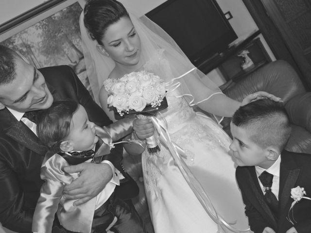 Il matrimonio di Luca e Michela a Maracalagonis, Cagliari 27