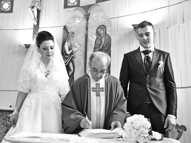 Il matrimonio di Luca e Michela a Maracalagonis, Cagliari 33