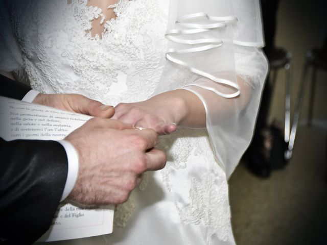 Il matrimonio di Luca e Michela a Maracalagonis, Cagliari 34