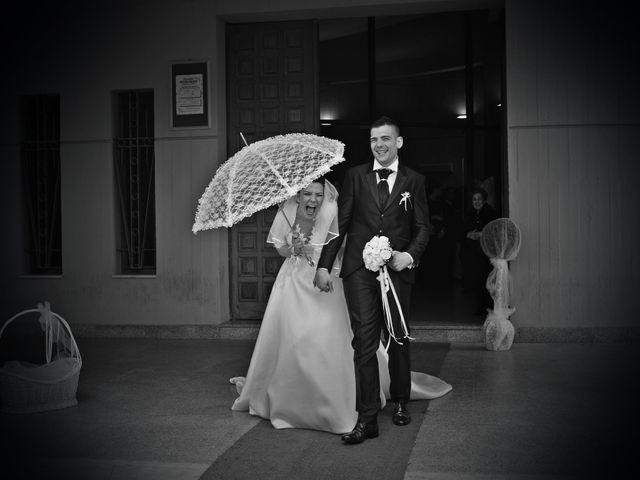 Il matrimonio di Luca e Michela a Maracalagonis, Cagliari 35