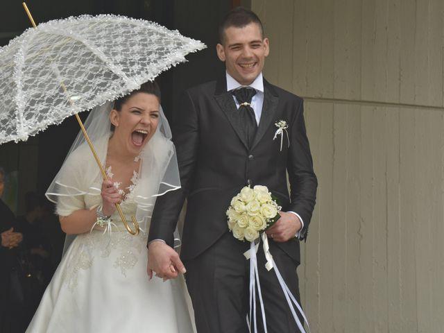 Il matrimonio di Luca e Michela a Maracalagonis, Cagliari 36