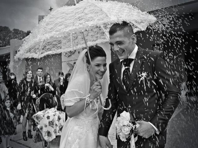 Il matrimonio di Luca e Michela a Maracalagonis, Cagliari 37