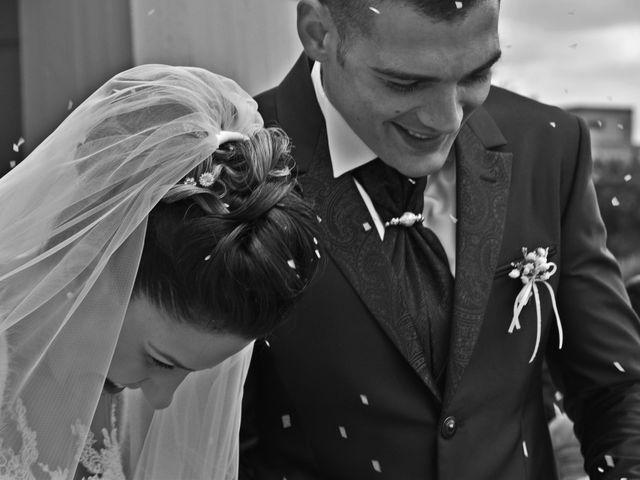 Il matrimonio di Luca e Michela a Maracalagonis, Cagliari 38