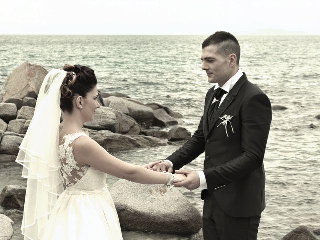 Il matrimonio di Luca e Michela a Maracalagonis, Cagliari 40