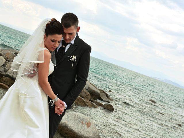 Il matrimonio di Luca e Michela a Maracalagonis, Cagliari 41