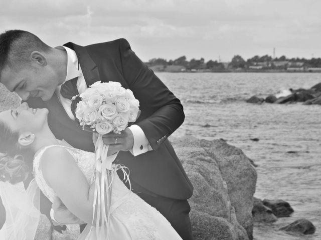 Il matrimonio di Luca e Michela a Maracalagonis, Cagliari 42