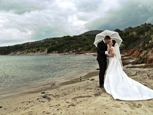 Il matrimonio di Luca e Michela a Maracalagonis, Cagliari 46