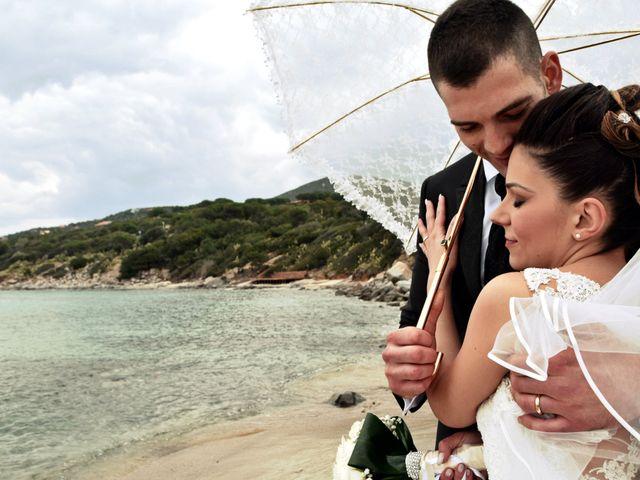 Il matrimonio di Luca e Michela a Maracalagonis, Cagliari 48