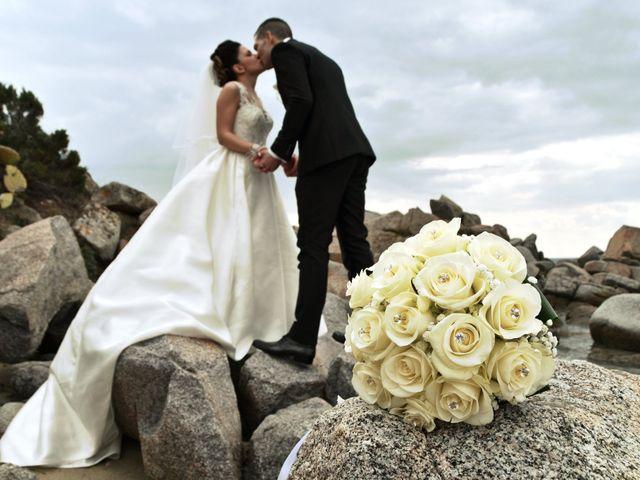 Il matrimonio di Luca e Michela a Maracalagonis, Cagliari 51
