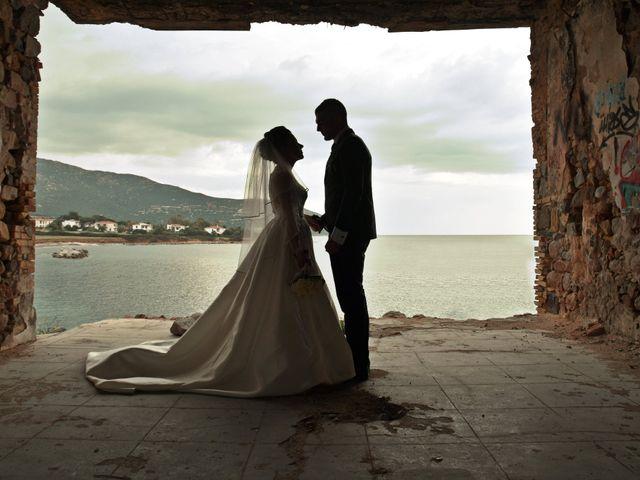 Il matrimonio di Luca e Michela a Maracalagonis, Cagliari 52