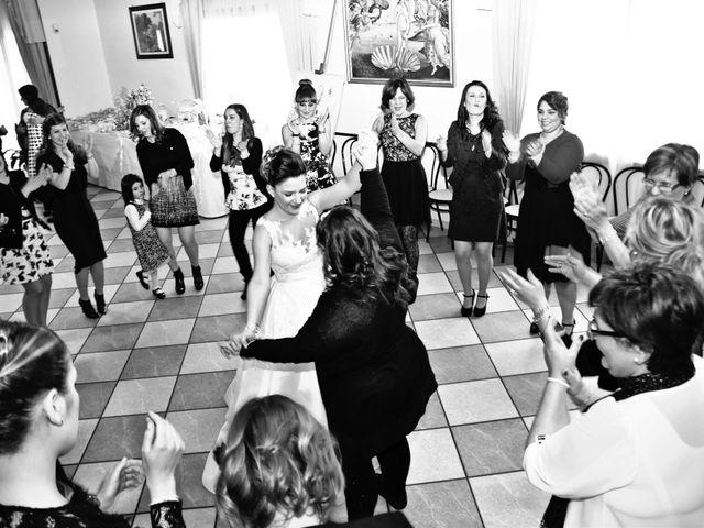 Il matrimonio di Luca e Michela a Maracalagonis, Cagliari 60