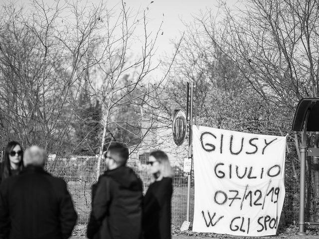 Il matrimonio di Giulio e Giusy a Pavia, Pavia 45