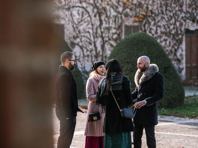 Il matrimonio di Giulio e Giusy a Pavia, Pavia 48