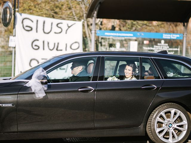 Il matrimonio di Giulio e Giusy a Pavia, Pavia 50
