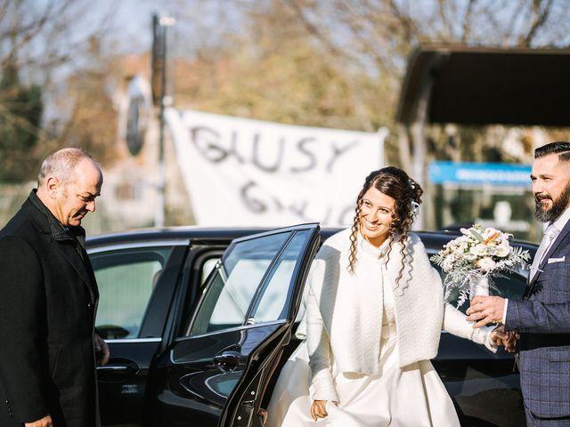 Il matrimonio di Giulio e Giusy a Pavia, Pavia 51