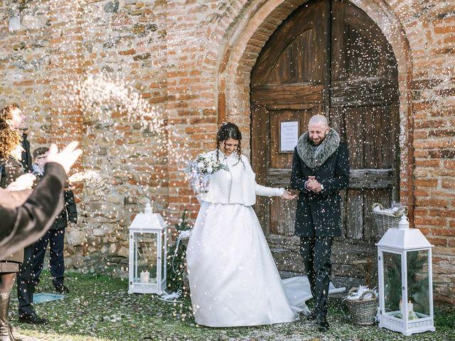 Il matrimonio di Giulio e Giusy a Pavia, Pavia 70