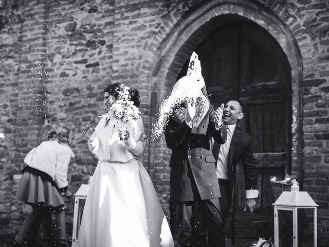 Il matrimonio di Giulio e Giusy a Pavia, Pavia 71
